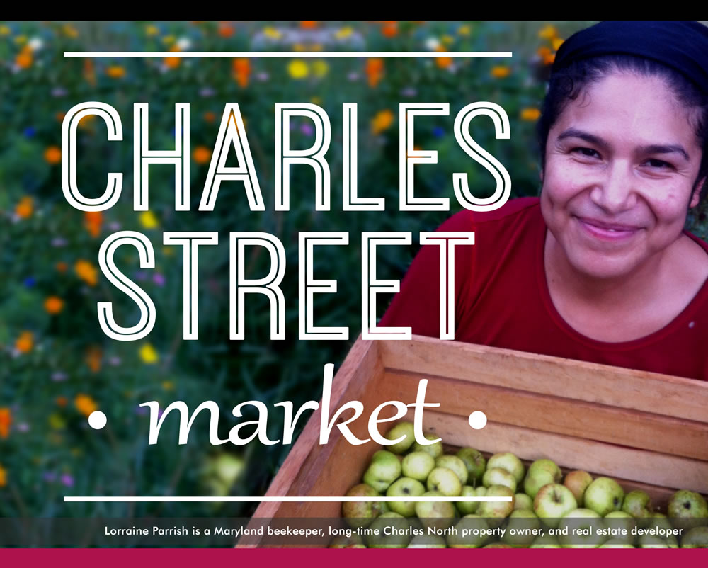 Parrish Proposes $4.2 Million Charles St Market Development